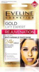 Eveline Cosmetics Gold Lift Expert Rejuvenation Luxury Anti Wrinkle Mask 3in1 - 7ml.