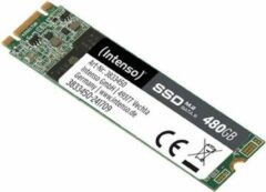 Intenso 3833450 SATA M.2 SSD 2280 harde schijf 480 GB High Performance M.2 SATA 6 Gb/s