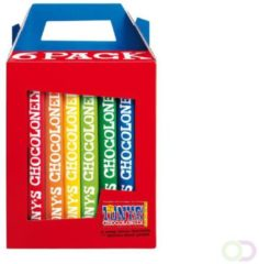6x Tony's Chocolonely Regenboog Classics 6-pack 6 x 180gr
