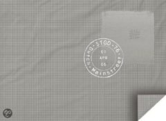 Grijze Stapelgoed Loft - Plaid - Katoen - 150 x 200 cm - Grijs