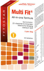 Fytostar Multi Fit All-in-one Formule Tabletten