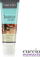 Cuccio Tube Butter & Scrub 113 gr Vanilla Bean & Sugar