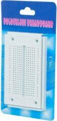 ABC-Led 270 punten breadboard PCB circuit test board - Project board - compact