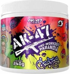 AK-47 Labs AK-47 Pre-Workout 120servings Red Berry