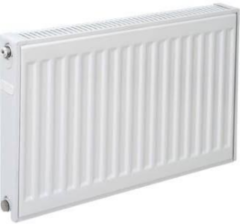 Plieger paneelradiator compact type 11 400x800 mm 516 W, wit