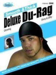 Zwarte Dream World Dream Smooth And Thick Deluxe Du-Rag