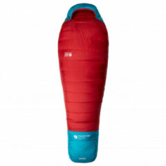 Mountain Hardwear - Phantom Gore-Tex -18C - Donzen slaapzak maat Long, rood