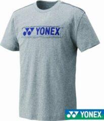 Yonex heren t-shirt - grijs - maat XS