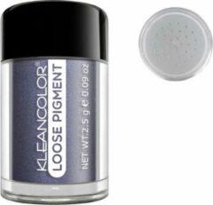 Blauwe Kleancolor Loose Pigment Eyeshadow - 1130 Twilinght