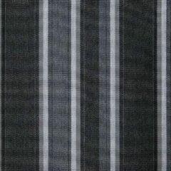 Agora Abaco Carbono 3958 gestreept grijs, donkergrijs stof per meter, buitenstof, tuinkussens, palletkussens