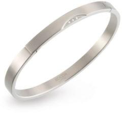 Boccia Titanium 03006-02 Armband - Titanium - Zilverkleurig