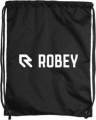 Zwarte Robey Robey Gymbag - Black (maat ONESIZE) - Black