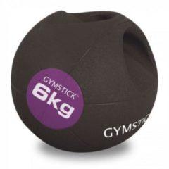 GYMSTICK medicijnbal met handvatten (6 kg)