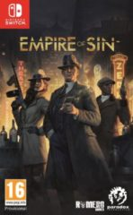 Paradox Interactive Empire of Sin - Day One Edition - Switch