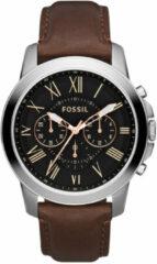 Fossil FS4813IE Herenhorloge Grant Chronograaf
