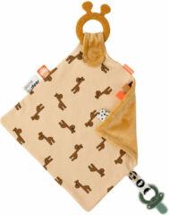 Done by Deer Bijtring - Comfort Teether | Raffi Mustard