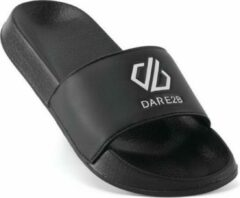 Dare 2b - Women's Arch Sliders - Sandalen - Vrouwen - Maat 41 - Zwart