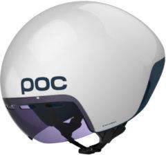 POC - Cerebel - Fietshelm maat M - 54-60 cm, grijs/wit