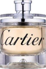Éric Cartier MULTI BUNDEL 2 stuks Cartier Eau De Cartier Eau De Perfume Spray 50ml