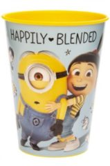 LG-Imports LG Imports beker Despicable Me geel 260 ml