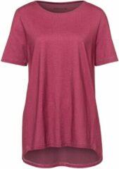 Green Cotton Shirt met korte mouwen Van groen Cotton rood
