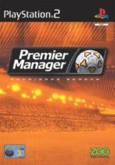Zoo Digital Premier Manager 2002 - 2003 Season /PS2