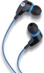 Magnat LZR 540 In-ear Stereofonisch Bedraad Zwart, Blauw mobiele hoofdtelefoon
