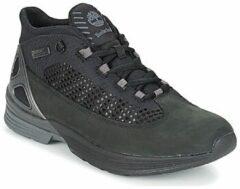 Zwarte Hoge Sneakers Timberland KENETIC FABRIC/LEATHER