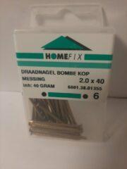 Homefix Draadnagel Bombe Kop