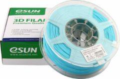 Lichtblauwe ESun PLA+ Light blue/licht blauw - 1kg - 1.75mm - 3D printer filament