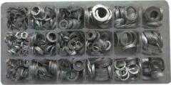 JBM Tools | Assortimentendoos set van 900 aluminium ringen