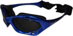 Glogglz Zwembril Cudaz Polycarbonaat Blauw/grijs One-size
