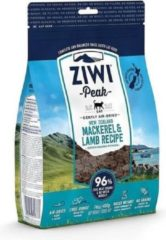 ZIWIPeak 4x Ziwi Peak Kattenvoeding Air-Dried Mackerel & Lamb 400 gr.