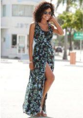 Zwarte Buffalo London maxi-jurk