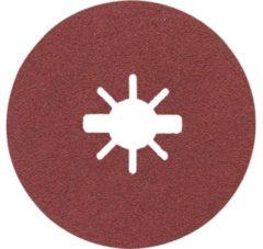 Bosch Accessories 2608619173 X-LOCK fiberschuurschijf, à 125 mm, K60, R444, Expert for Metal à 125 mm 1 stuk(s)