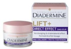 Diadermine Daycare Lift+ Instant Smooth Dagcrème - 50 ml