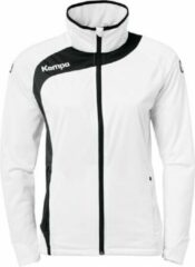 Kempa Peak Multi Jacket Dames Wit-Zwart Maat S