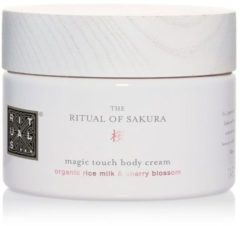 Creme witte RITUALS The Ritual of Sakura Bodycrème - 220ml