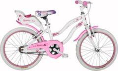 Fausto Coppi 20 Zoll Mädchen Fahrrad Coppi... weiß