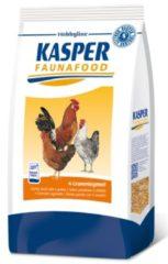 Kasper Faunafood Hobbyline 4-Granenlegmeel - Kippenvoer - 4 kg
