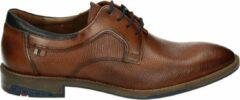 Lloyd Shoes 11-062-032 DARREN - Volwassenen Heren veterschoen - Kleur: Cognac - Maat: 39