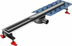 Douchegoot Lineair Wiper 70 cm 700 mm Elite Slim Pure