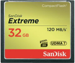 Sandisk CF Extreme 32GB 120mb/s