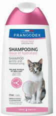 Francodex Hydraterende Shampoo Kat - 250 ml