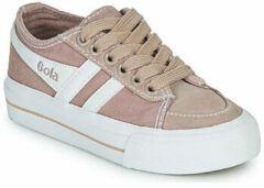 Roze Lage Sneakers Gola QUOTA II
