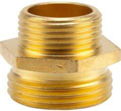 Gardena Messing-Reduzier-Gewindenippel, 33,3 mm (G 1)-AG / 26,5 mm (G 3/4)-AG | 7263-20