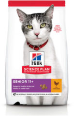 Hill's Science Plan - Feline Senior - Chicken 1,5 kg