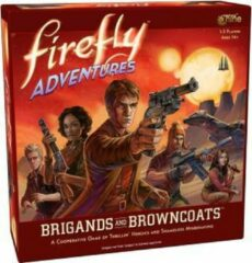 Gale Force Nine Firefly Adventures Brigands and Browncoats