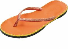 Oranje Yoga sandals - orange 41 Slippers YOGISTAR