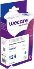 WeCare Cartridge Brother blauw 880 pagina's